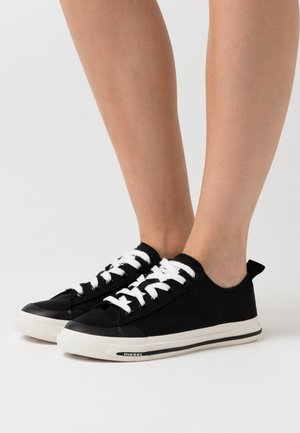 ASTICO S-ASTICO LOW CUT W SNEAKERS - Sneakers laag - black
