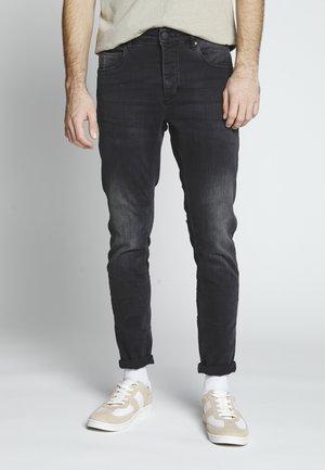 REY THOR - Slim fit jeans - grey denim