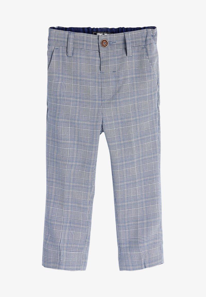 Next - Oblekové kalhoty - grey