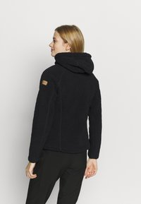 Icepeak - VIAREGGIO - Fleece jacket - black - 2