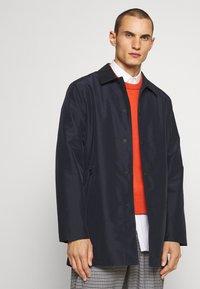 PS Paul Smith - Trenchcoat - dark blue - 5