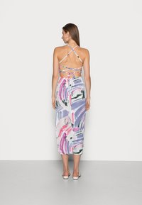 IN THE STYLE - SYD & ELL BLUSH ABSTRACT PRINT SPLIT DRESS - Cocktailkjole - multicoloured - 2