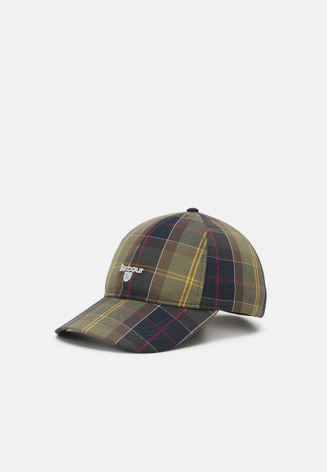 TARTAN SPORTS UNISEX - Pet - khaki/blue/multi-coloured