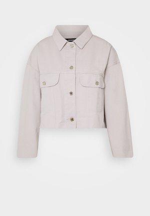 Denim jacket - cream