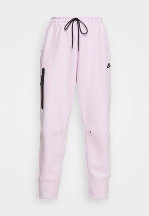 Tracksuit bottoms - pink foam