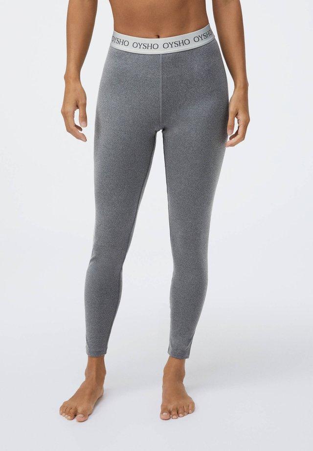Punčochy - grey