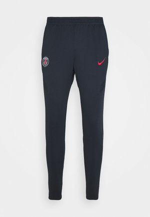PARIS ST GERMAIN DRY PANT - Article de supporter - dark obsidian/university red