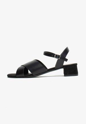 ETHETE  - Sandales - black