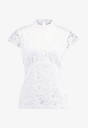 TOP - Pusero - off white