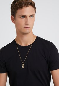 Northskull - OUT TAG NECKLACE - Ketting - yellow gold-coloured - 1