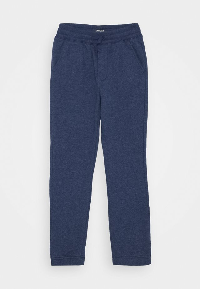 CINCH PANT - Verryttelyhousut - blue
