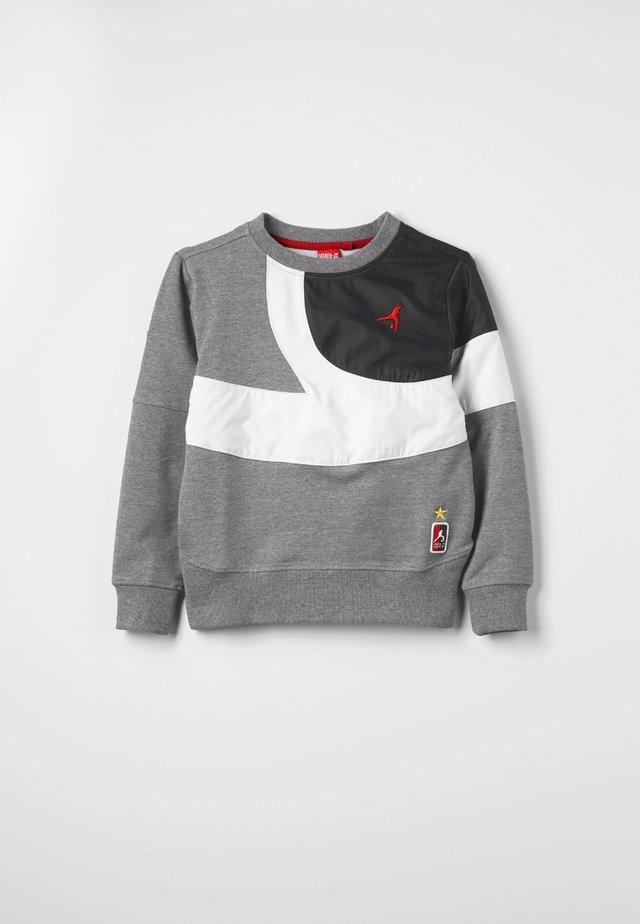 CALDRON - Sweatshirt - grey melee