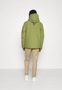 Napapijri - RAINFOREST WINTER - Light jacket - green mosstone - 2