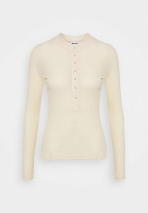 IRIS LONG SLEEVE - Longsleeve - light beige