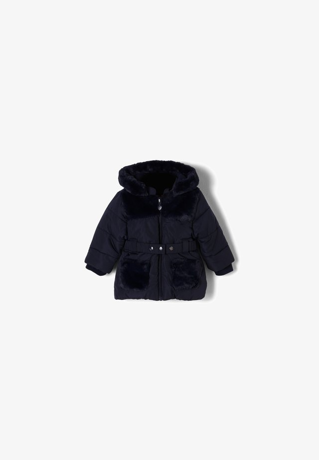 Winterjas - dark blue