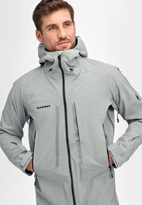 Mammut - MASAO - Hardshell jacket - granit - 4