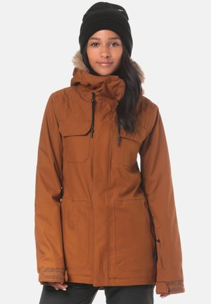 Snowboardjacke - brown