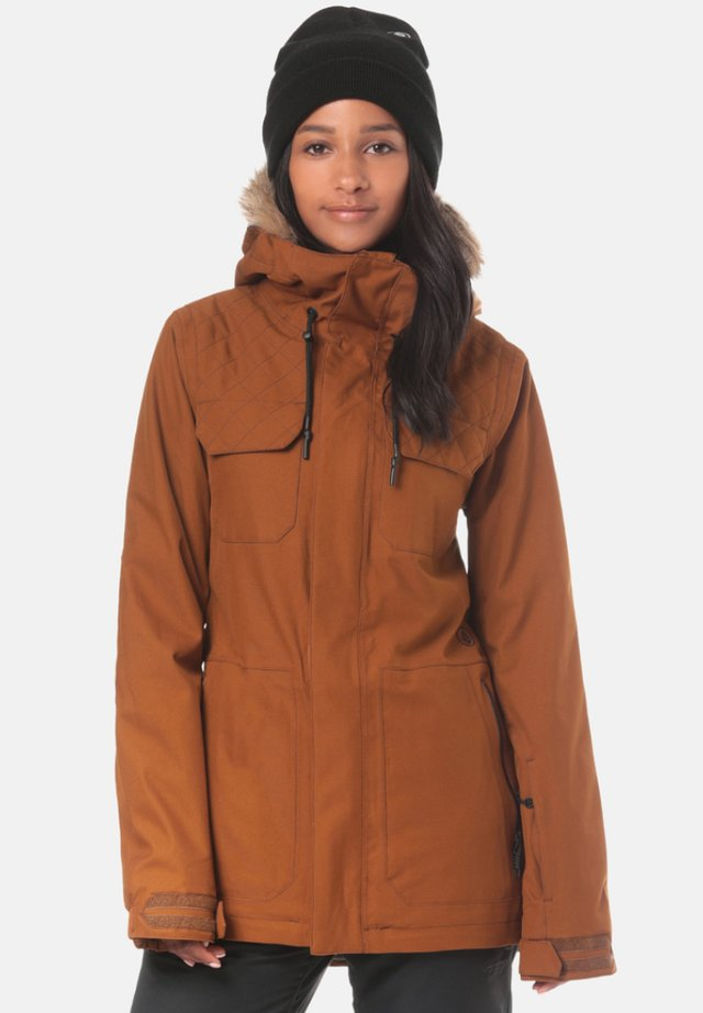Veste de snowboard - brown