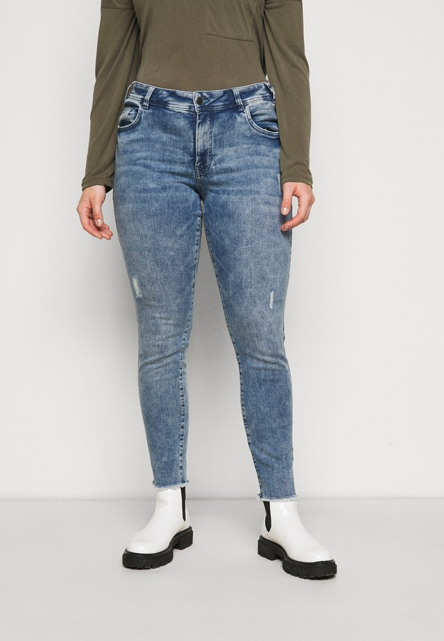 Jeans Skinny Fit - light stone