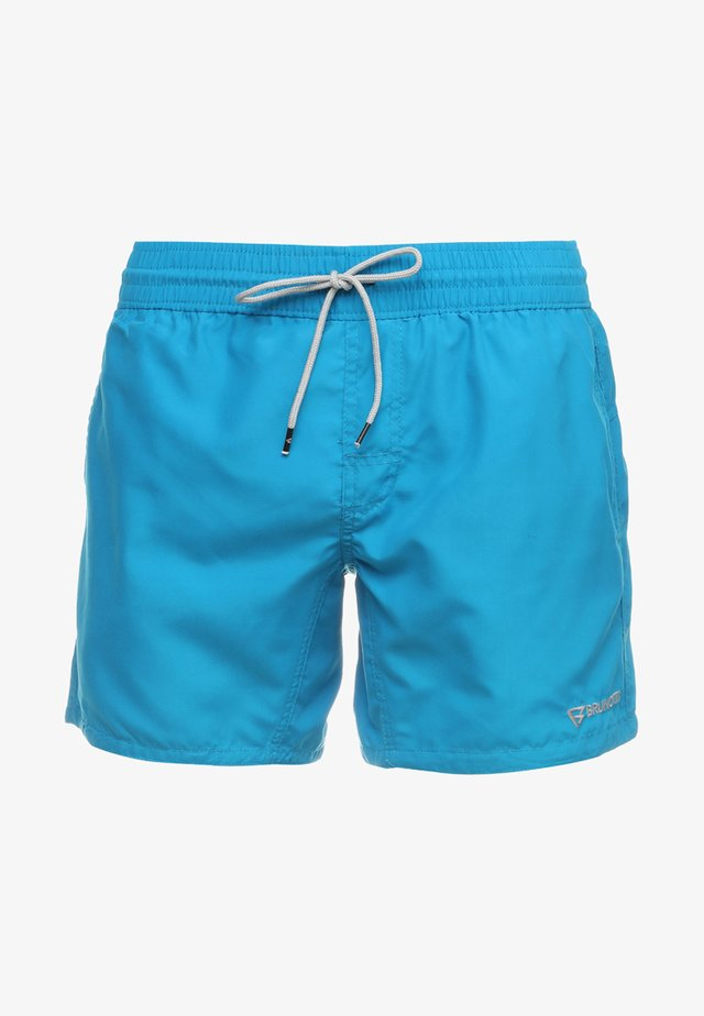 CRUNOT - Shorts da mare - methyl blue