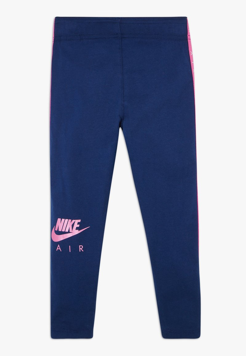 Nike Sportswear - Leggings - Trousers - blue void