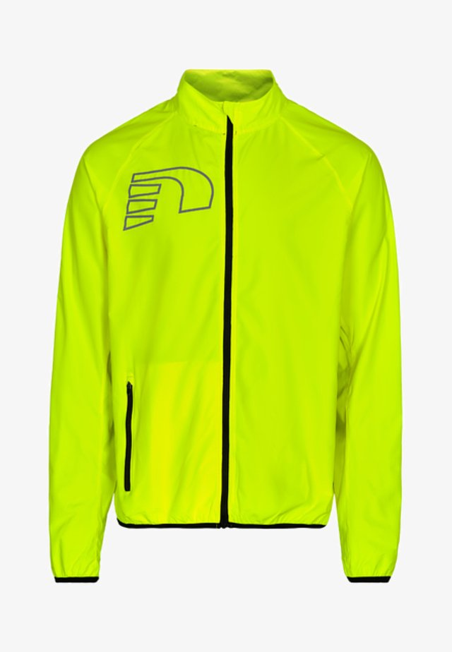 CORE  - Training jacket - neon yellow