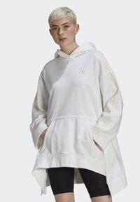 adidas Originals - Hoodie - white - 2