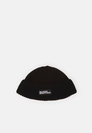 TRAWL - Bonnet - black