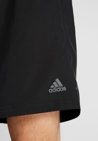 adidas Performance - RUN IT SHORT - Sportovní kraťasy - black - 5
