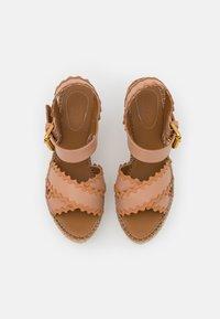 See by Chloé - GLYN - Platform sandals - nude - 4