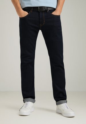 Straight leg jeans - dark blue raw