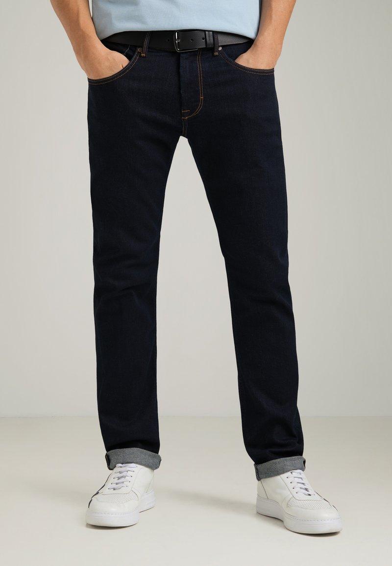 Baldessarini - Straight leg jeans - dark blue raw
