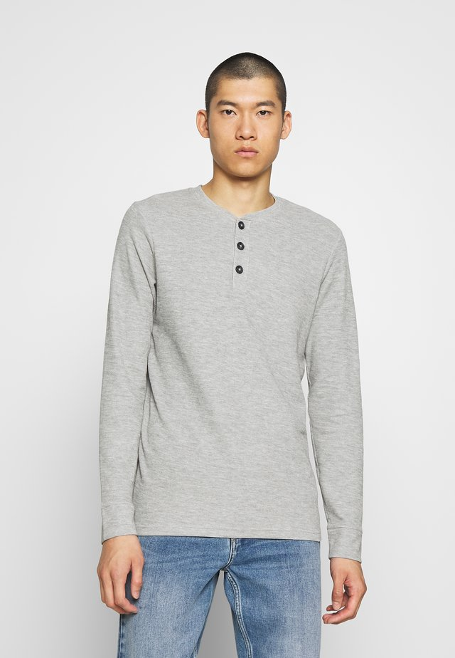 KEATON - Sweatshirts - light grey