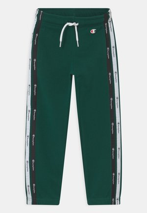 AMERICAN TAPE UNISEX - Tracksuit bottoms - dark green