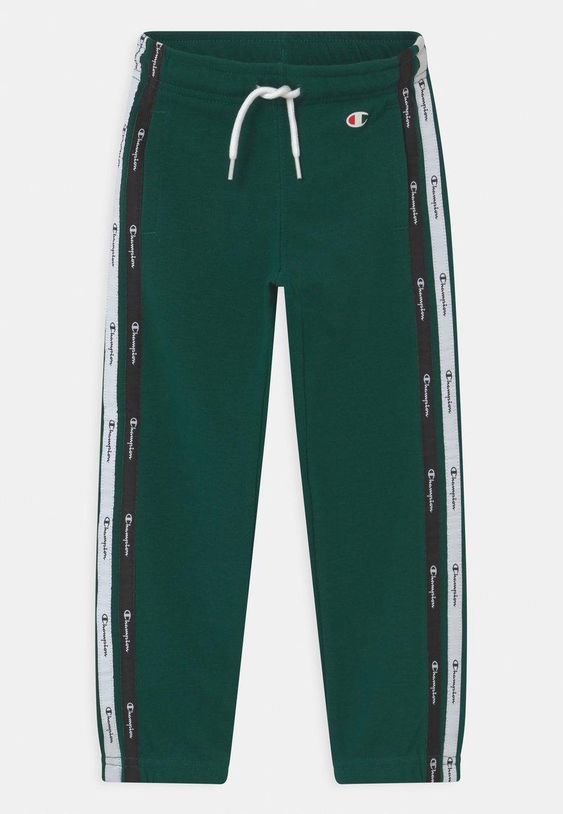 Champion - AMERICAN TAPE UNISEX - Tracksuit bottoms - dark green