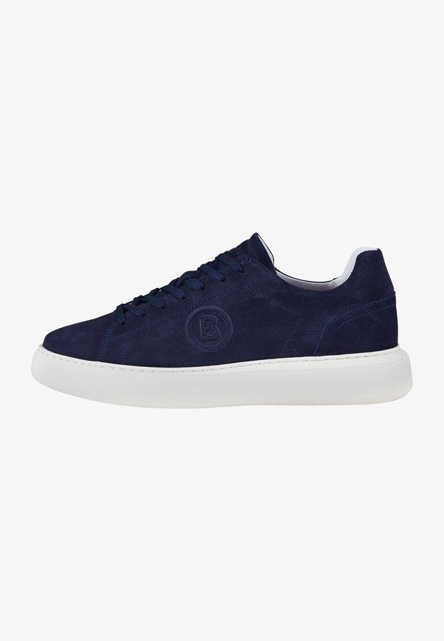 Sneakersy niskie - navy blau