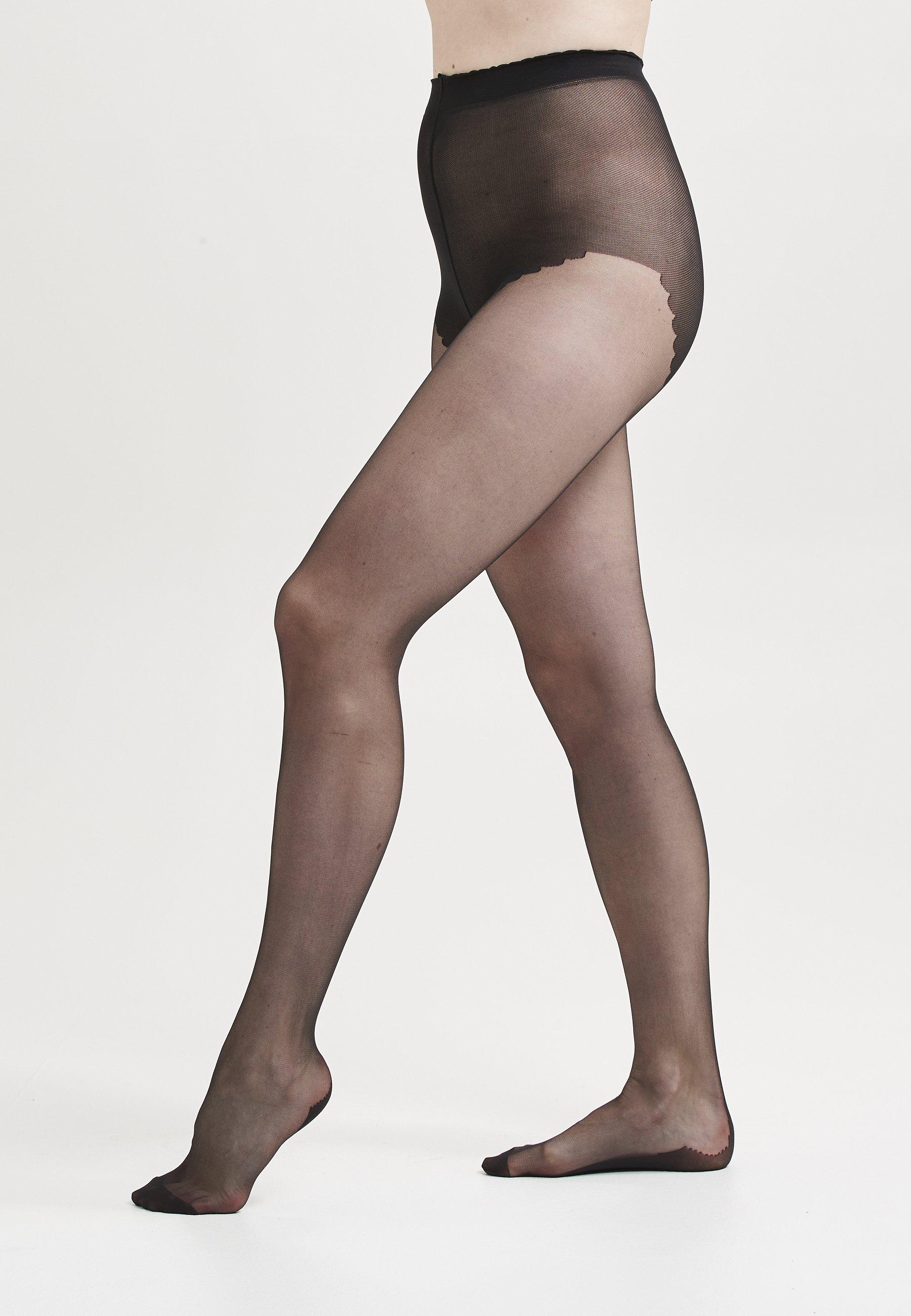 Femme WITH BACKSEAM DENIER - Collants