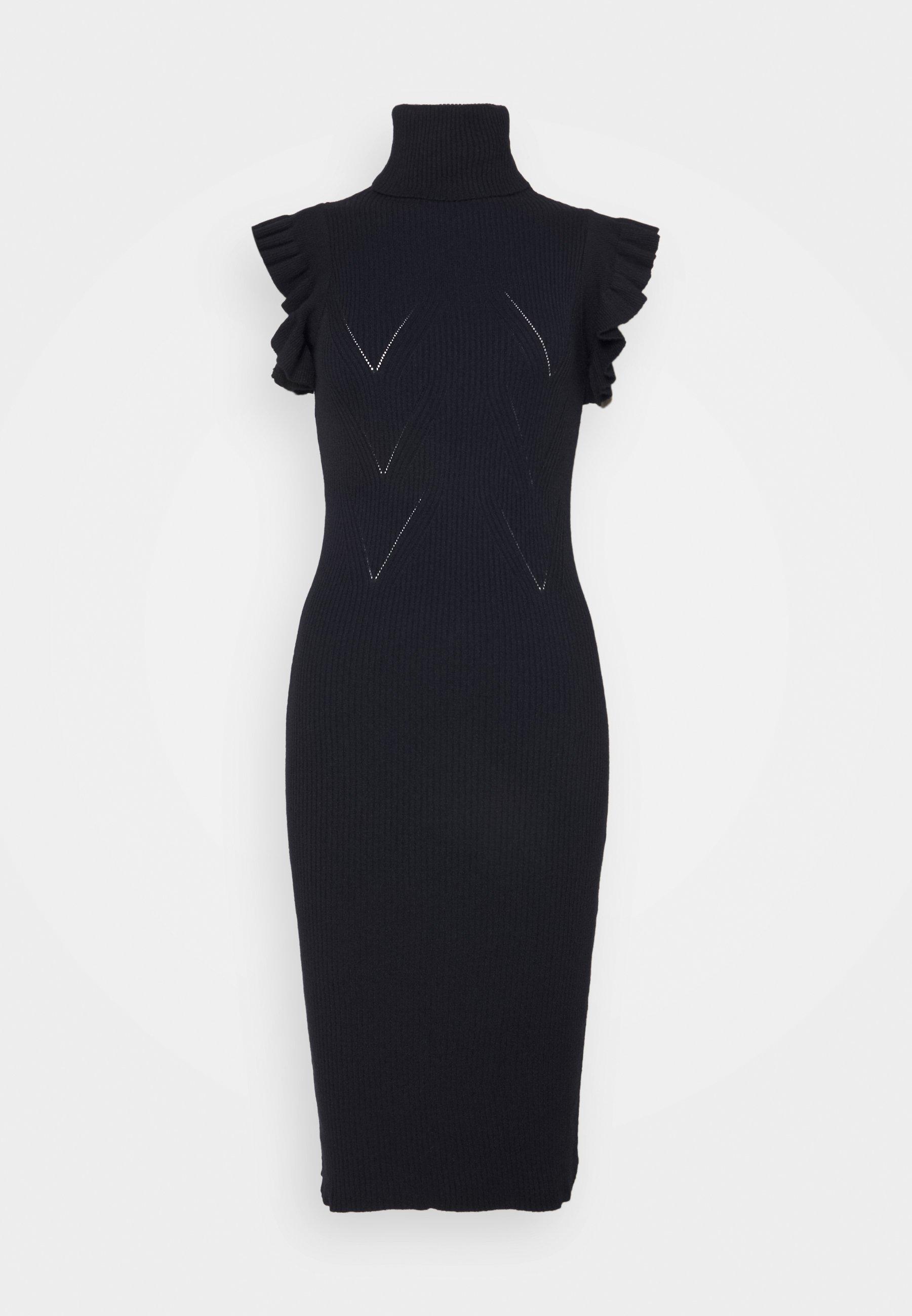 Women TIEGAN LOUNGE MIDI - Jumper dress