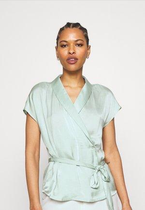SALVO  - Haut de pyjama - celadon