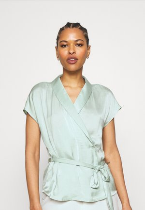 SALVO  - Pyjama top - celadon