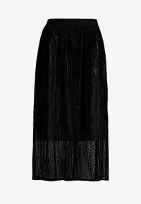 Le Temps Des Cerises - ANGELA - A-line skirt - black - 3