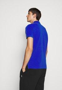Polo Ralph Lauren - SHORT SLEEVE - Polo - blue heather - 2