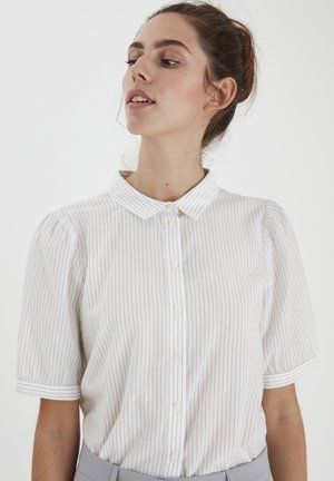 IHASILO - Button-down blouse - alloy