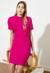 Trendyol - Robe d'été - pink - 4