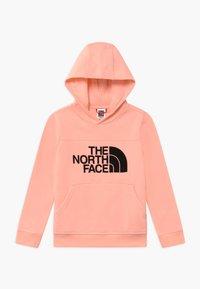 The North Face - GIRLS DREW PEAK HOODIE - Mikina skapucí - impatiens pink - 0
