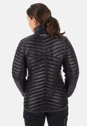 BROAD PEAK LIGHT  - Down jacket - black