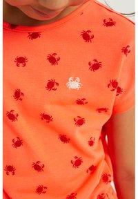 WE Fashion - MET KRABDESSIN - Day dress - bright orange - 2