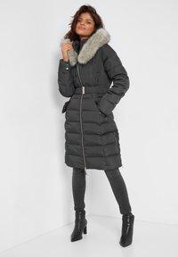 ORSAY - Down coat - dunkelgrau meliert - 0