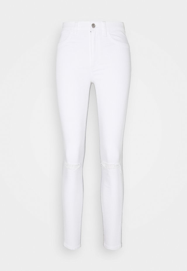 Jeans slim fit - white out