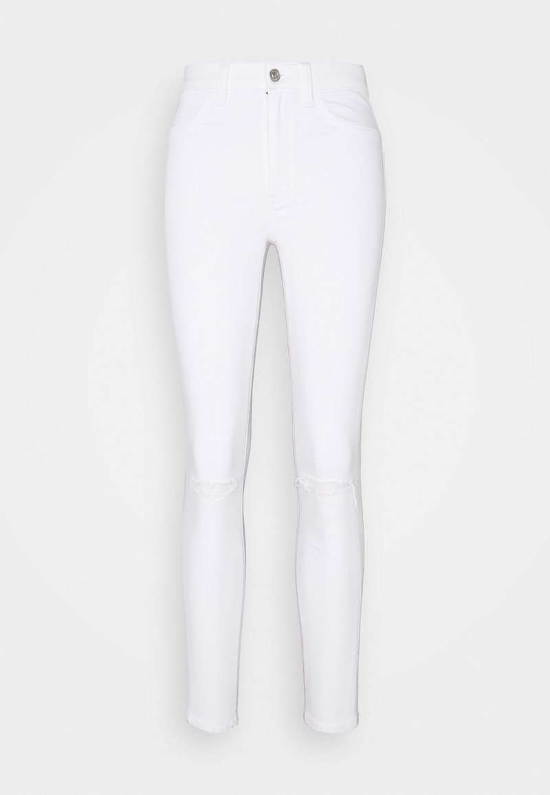 American Eagle - Jeans slim fit - white out